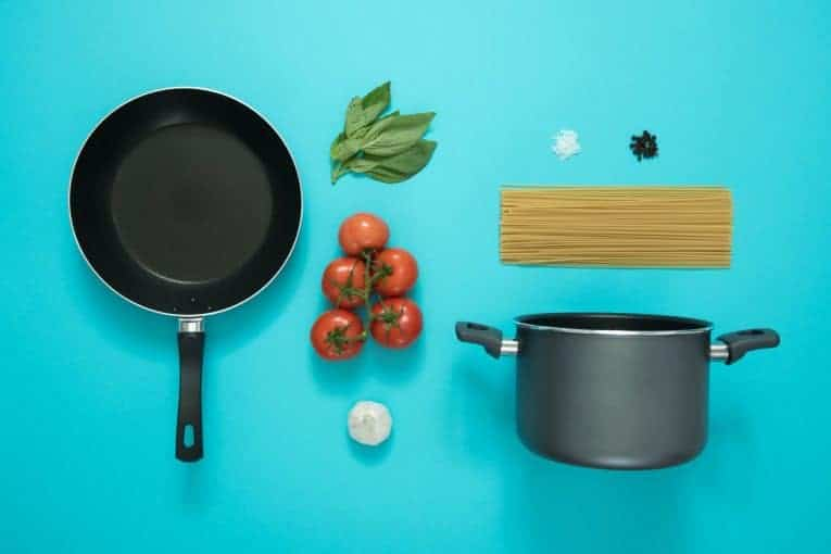 Types of Cookware Materials