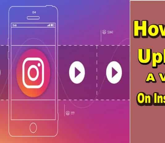 How to Upload a Video on Instagram
