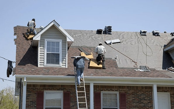 Roof Replacement Fort Worth