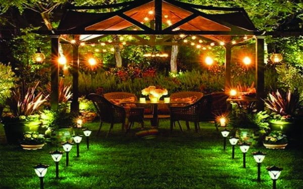 How to Install Outdoor Garden Lights
