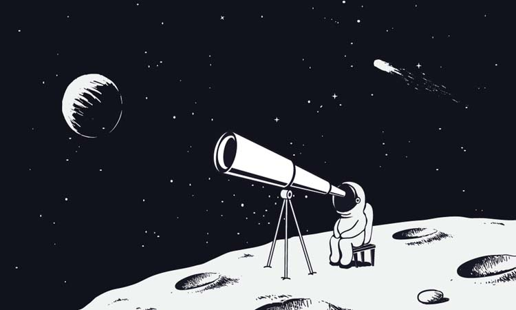 Planets With A Telescope