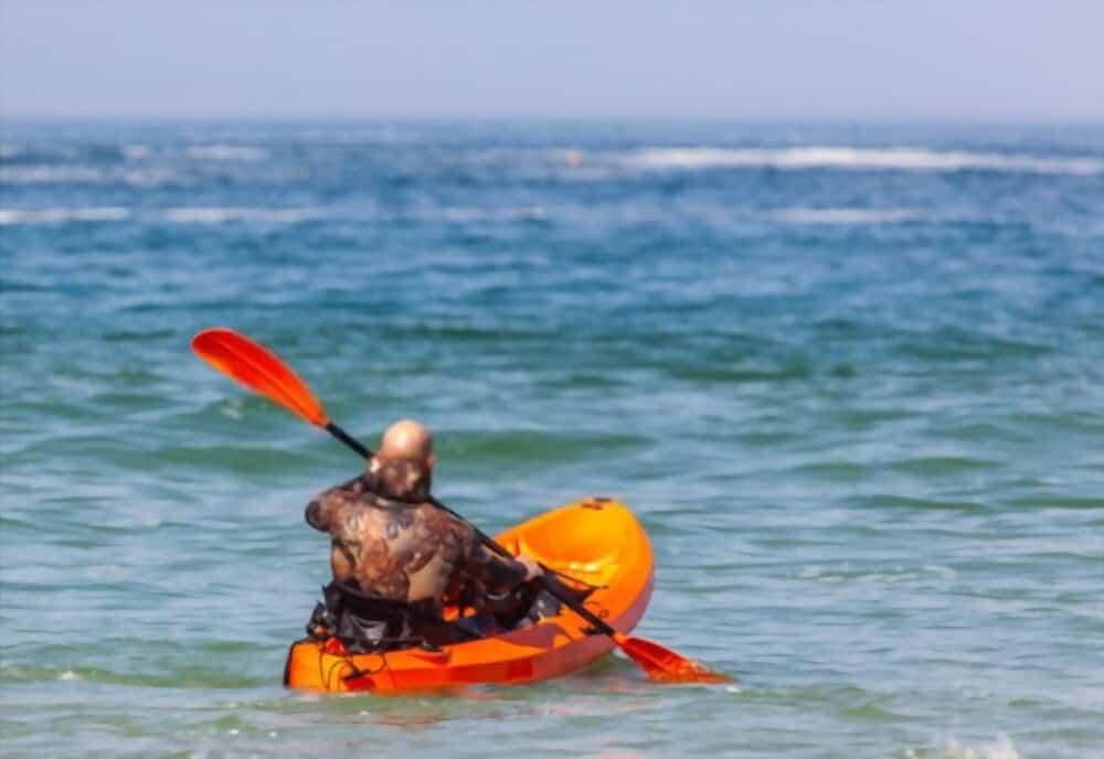 Best Kayaks for Big Guys